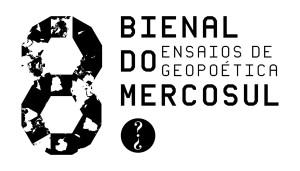 Logo 8ª Bienal do Mercosul