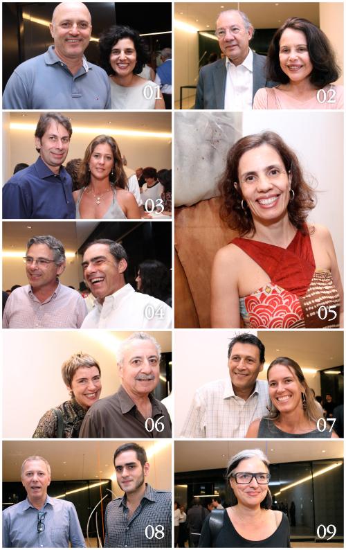 Waltercio Caldas na Raquel Arnaud
