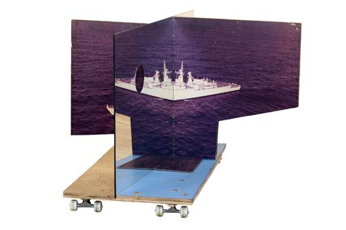 "Cabelo, ""Batalha Naval"""