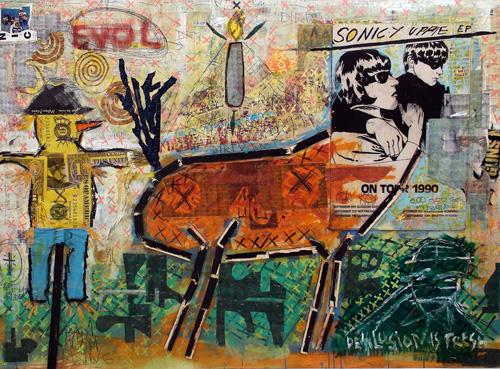 Logo nova galeria de arte contempor nea em sp touch of for Magazine arte contemporanea