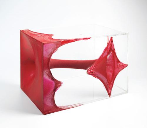 """A obra """"Marsylas"""", 2003, Edition 38/60, de Anish Kapoor, estará estande na Arte 57"""