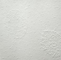 Sem título, 2014. Acrílica sobre tela, 100 x 100 cm