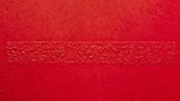 Sem título, 2014. Acrílica sobre tela, 150 x 250 cm