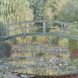 Claude Monet. Le bassin aux nymphéas, harmonie verte, 1899