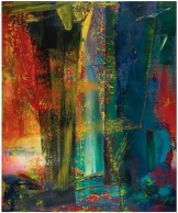 Gerhard Richter, Abstraktes Bild(1986). Foto: Sotheby's